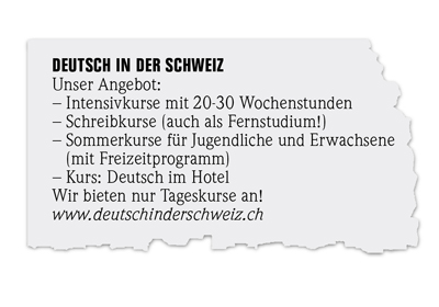 Goethe Zertifikat B1 Modellsatz Lesen