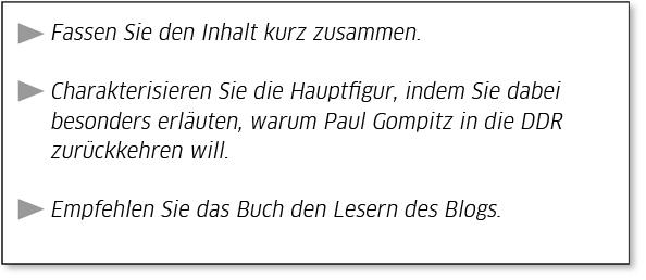 Goethe Zertifikat C2 Schreiben